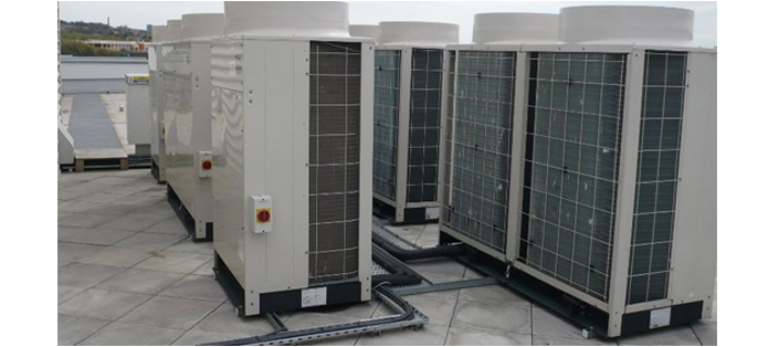 VRV or VRF Air Conditioners