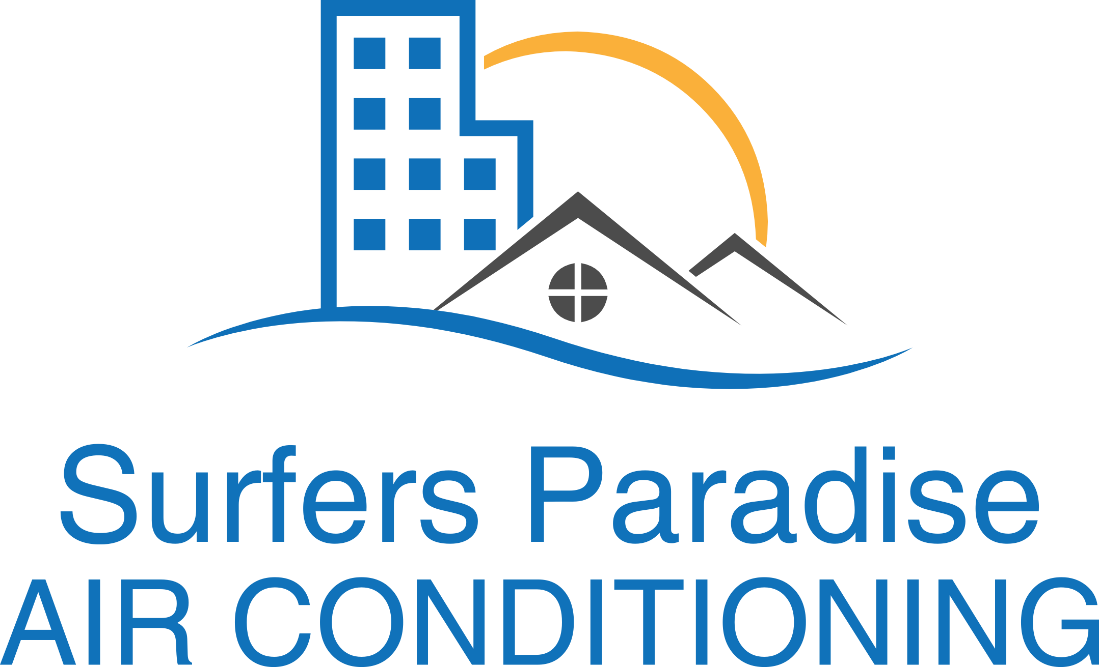 Surfers Paradise Airconditioning Logo